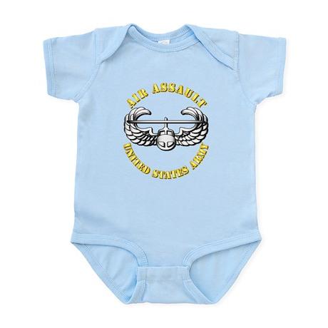 Emblem - Air Assault Infant Bodysuit