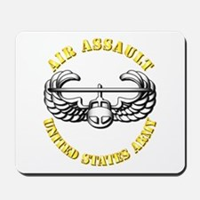 Emblem - Air Assault Mousepad