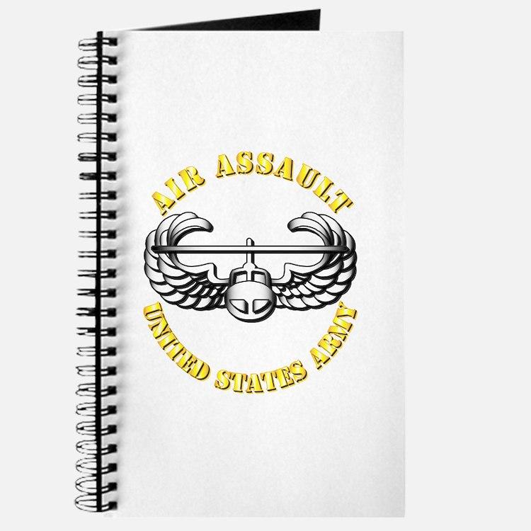 Emblem - Air Assault Journal