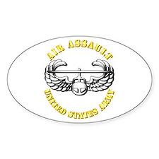 Emblem - Air Assault Decal
