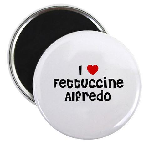 """I * Fettuccine Alfredo 2.25"""" Magnet (10 pack)"""