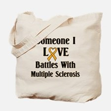 MS - Multiple Sclerosis Tote Bag