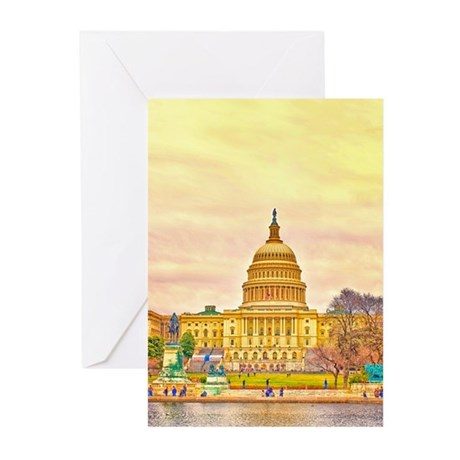 National Capitol Greeting Cards (Pk of 20)