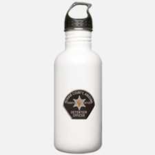 Mohave County Detention Sports Water Bottle