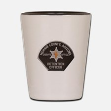 Mohave County Detention Shot Glass