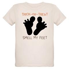 Smell My Feet Halloween T-Shirt