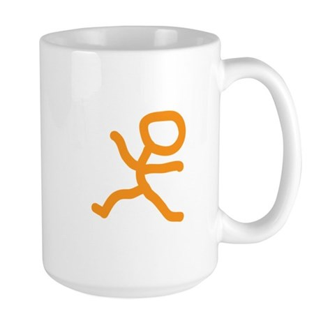 Dancer Large Mug
