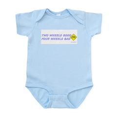 Two Wheels Good Infant Creeper