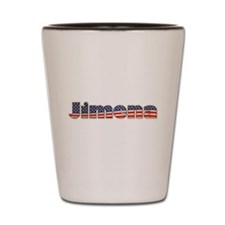 American Jimena Shot Glass