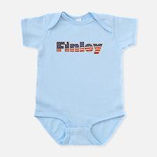 American Finley Infant Bodysuit