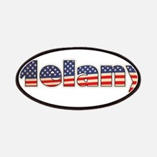 American Melany Patches