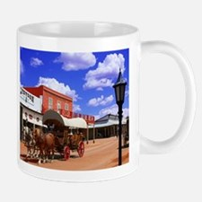 Funny Ghost town Mug