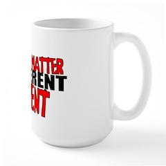 Same Shit Different Day Large Mug