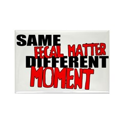 Same Shit Different Day Rectangle Magnet (10 pack)