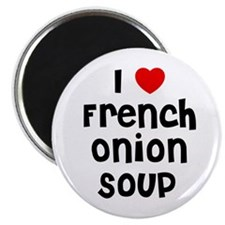 I * French Onion Soup Magnet