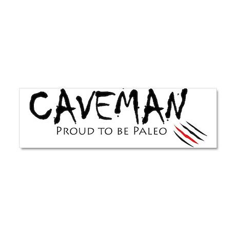 Caveman Car Magnet 10 x 3