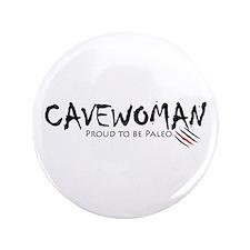 """Cavewoman 3.5"""" Button"""
