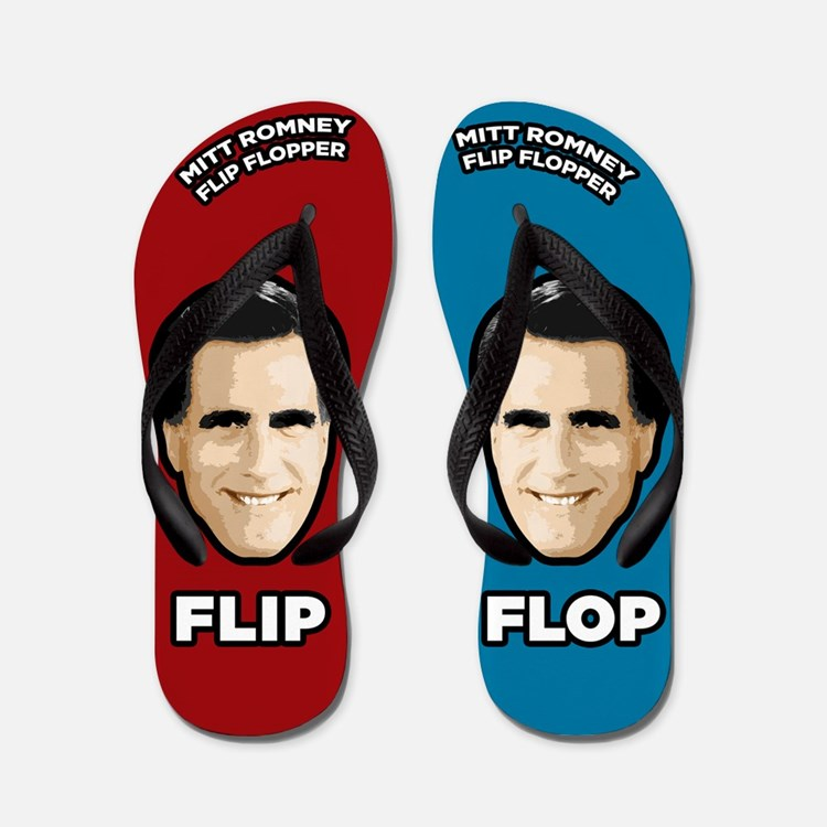 Anti Mitt Romney Flip Flops