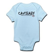 Cavebaby Infant Bodysuit