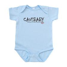 Cavebaby Onesie
