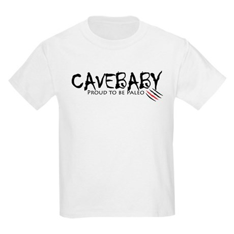 Cavebaby Kids Light T-Shirt