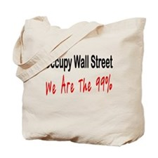 Occupy Wall Street: Tote Bag