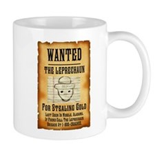 Unique Leprechaun alabama could be a crackhead Mug