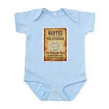 Unique Gimme gold Infant Bodysuit