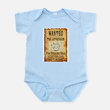 Unique Mobile leprechaun Infant Bodysuit