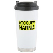 Occupy Narnia Travel Coffee Mug