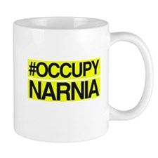 Occupy Narnia Small Mug