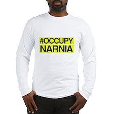 Occupy Narnia Long Sleeve T-Shirt