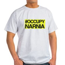 Occupy Narnia T-Shirt