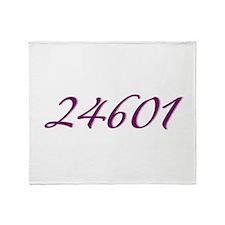 24601 Les Miserable Prisoner Number Stadium Blank