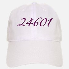 24601 Les Miserable Prisoner Number Baseball Baseball Cap