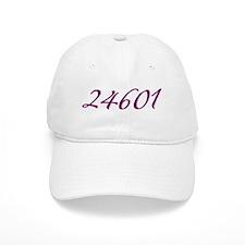 24601 Les Miserable Prisoner Number Baseball Cap