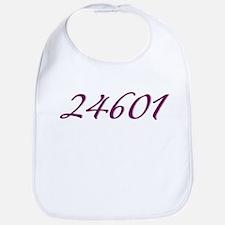 24601 Les Miserable Prisoner Number Bib