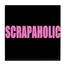 Scrapaholic Tile Coaster
