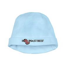 Cute Roast beef baby hat