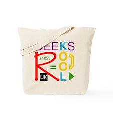 Geeks R Kool Tote Bag