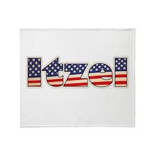 American Itzel Throw Blanket