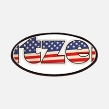American Itzel Patches