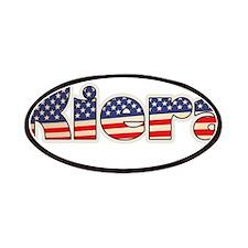 American Kiera Patches