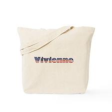 American Vivienne Tote Bag