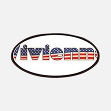 American Vivienne Patches
