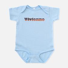 American Vivienne Infant Bodysuit