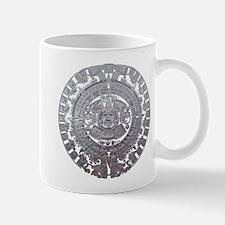 Modern Mayan Calender Mug