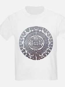 Modern Mayan Calender T-Shirt