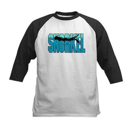 Snorkel Kids Baseball Jersey