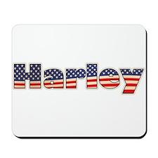American Harley Mousepad